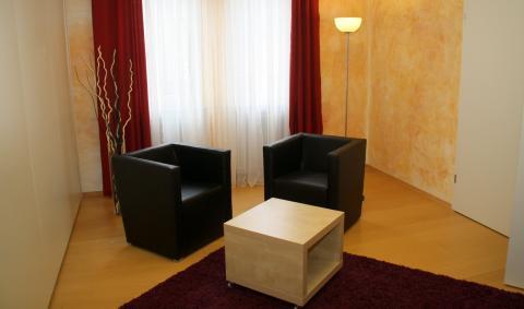 Ein Einzelraum