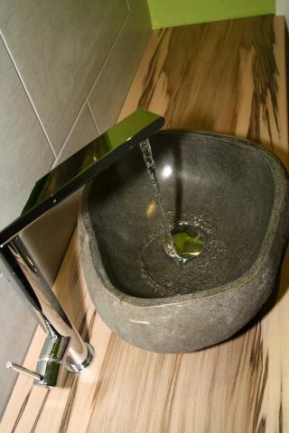 """Der """"Handwaschstein"""""""